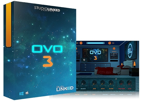 StudioLinked OVO RNB 3 PC & MAC - Freshstuff4you