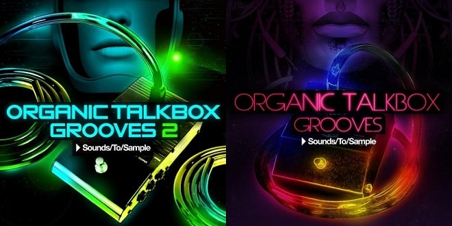 Sounds To Sample Organic Talkbox Grooves 1 & 2