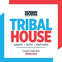 Robbie Rivera Tribal House Multiformat