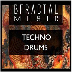 BFractal Music Techno Drums WAV