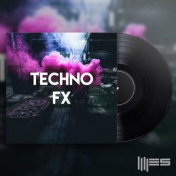 Engineering Samples Techno FX WAV