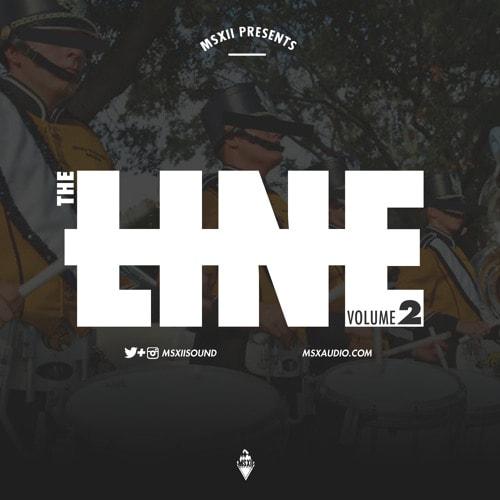 MSXII Audio The Line Vol 1 & 2 WAV - Freshstuff4you