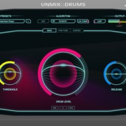 Zynaptiq UNMIX DRUMS v1.0.3 HAPPY NEW YEAR-R2R