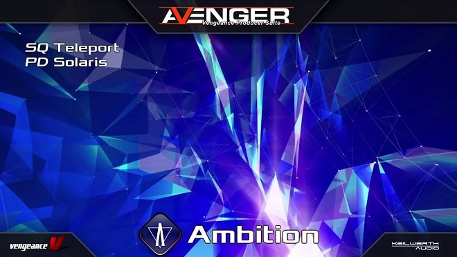 Vengeance Sound Avenger Expansion pack Ambition (UNLOCKED)