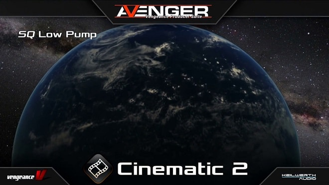 Vengeance Sound Avenger Expansion pack Cinematic 2 (UNLOCKED)