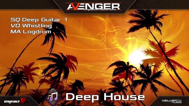 Vengeance Sound Avenger Expansion pack Deep House (UNLOCKED)