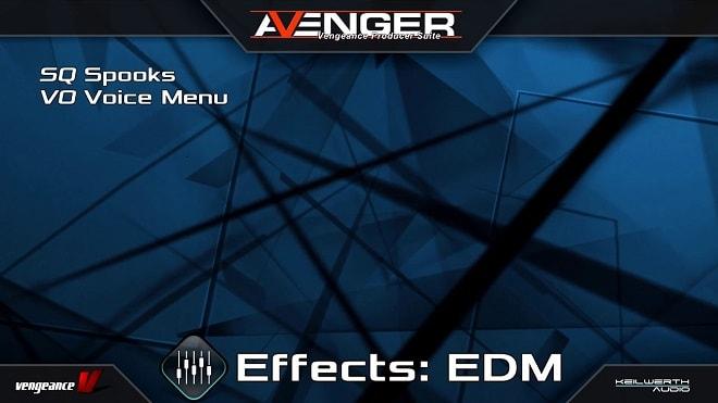 avenger Effects: EDM Expansion