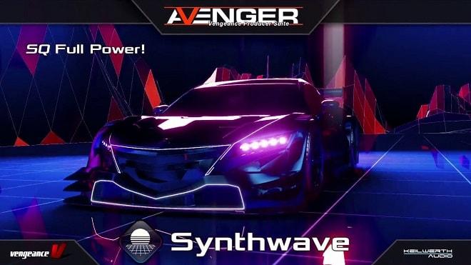 Vengeance Sound Avenger Expansion pack: Synthwave
