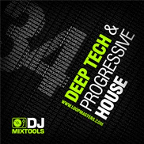 Dj Mixtools 34 - Deep Tech & Progressive House Vol. 1