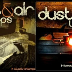 Sounds To Sample Dust & Air Loops 1 & 2 WAV