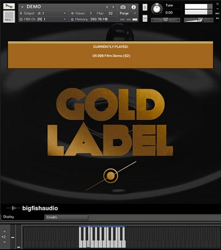 BFA Gold Label: Hip Hop and RnB KONTAKT - Freshstuff4you