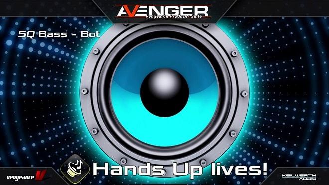 Vengeance Sound Avenger Expansion HandsUp Lives
