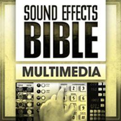 Sound Effects Bible Multimedia WAV
