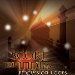 Big Fish Audio Score of India Percussion Loops MULTiFORMAT