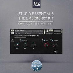 Studio Essentials: The Emergency Kit [WAV & Kontakt Format]