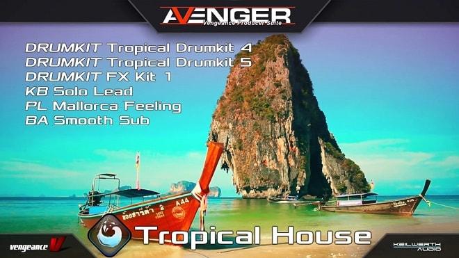 Vengeance Sound Avenger Expansion pack Tropical House (UNLOCKED)