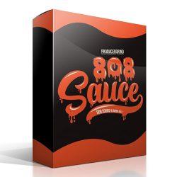 """Producergrind The """"808 Sauce"""" 808 Drum and MIDI Kit WAV MiDi"""