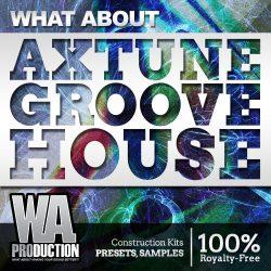 Axtune Groove House WAV MIDI Presets