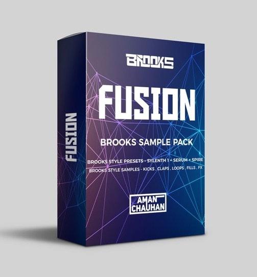 FUSION Brooks Sample Pack [Presets + Samples]