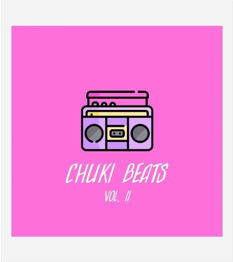 Chuki Beats Kit Vol. 2 WAV MiDi