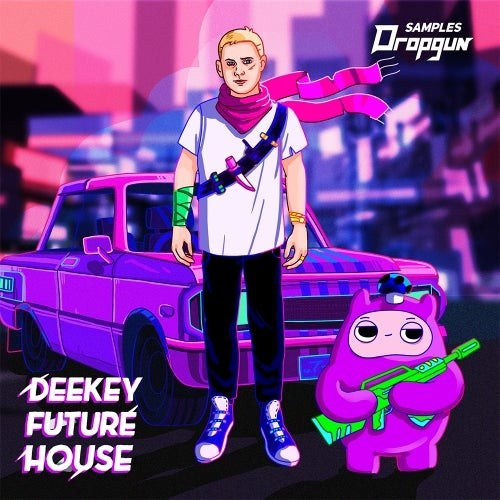 Dropgun Samples Deekey Future House