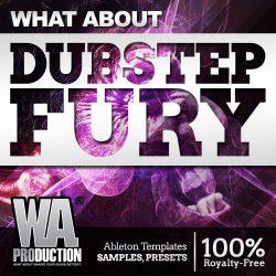 WAP Dubstep Fury WAV MIDI PRESETS