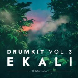 Splice Sounds Ekali Drumkit Vol.3 WAV