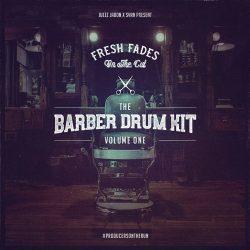 JJ Fresh Fades On The Cut: The Barber Drum Kit Vol.1 WAV