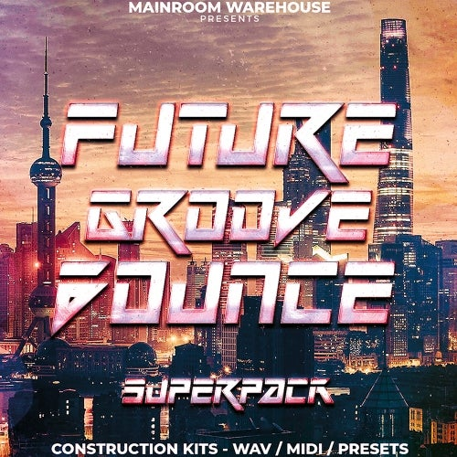 MW Future Groove Bounce Superpack MULTIFORMAT