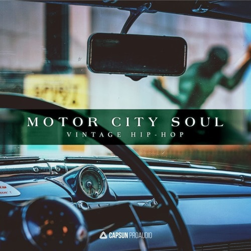 CPA Motor City Soul - Vintage Hip-Hop WAV