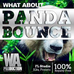 Panda Bounce WAV MIDI FXP FLP