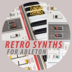 US Retro Synths For Ableton