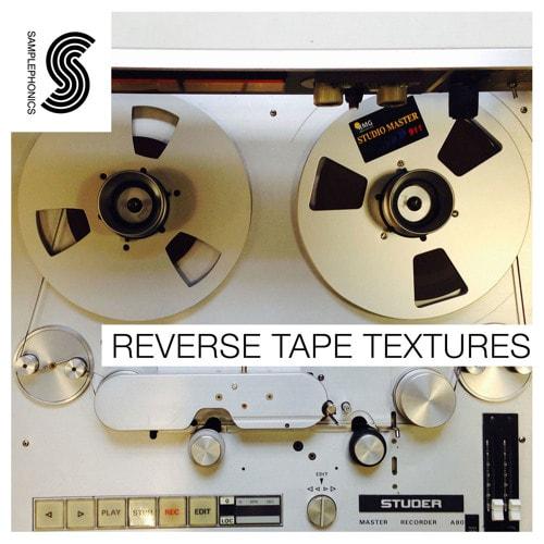Samplephonics Reverse Tape Textures Multiformat