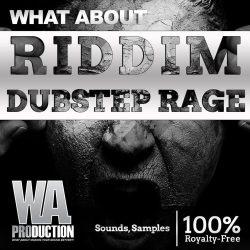 Riddim Dubstep Rage [WAV MIDI PRESETS ABLETON]