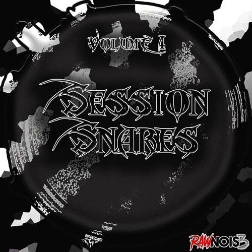 RawNois Session Snares Volume I WAV