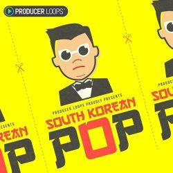 Producer Loops South Korean Pop Vol.1 WAV MIDI