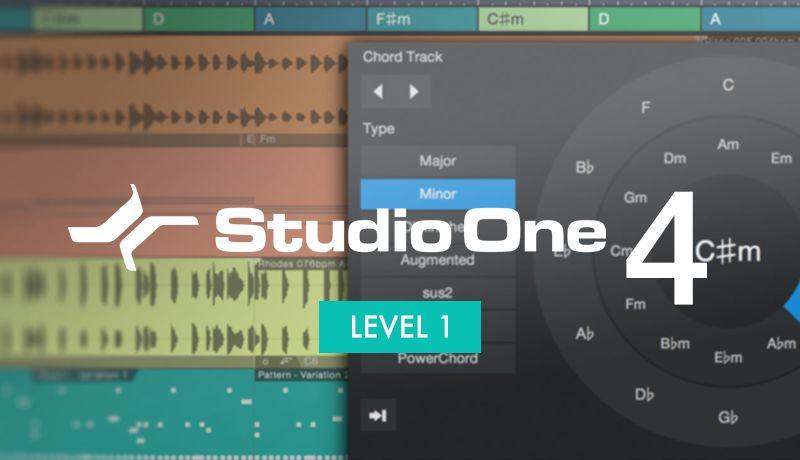 Sonic Academy How To Use Studio One V4 Beginner Level 1 & Level 2 TUTORIAL