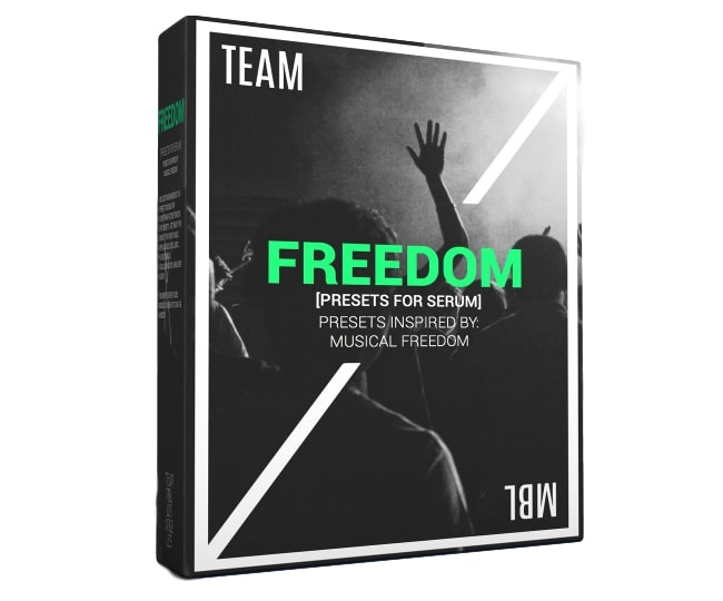 TEAMMBL - Freedom for Serum