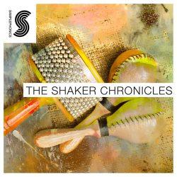 Samplephonics The Shaker Chronicles MULTiFORMAT-AUDIOSTRiKE