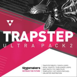 Trapstep Ultra Pack Vol 2 Multiformat