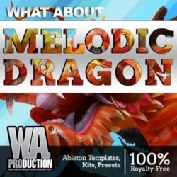 Melodic Dragon WAV MIDI FXP ALP