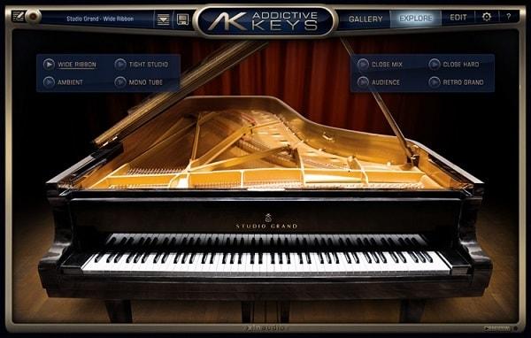 XLN Audio Addictive Keys Complete v1.1.8 WIN & MAC