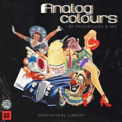 ProdbyJack Analog Colours (Omnisphere Bank)