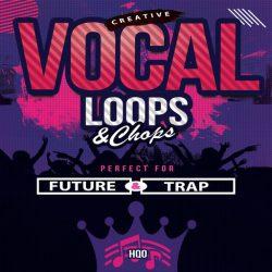 HQO CREATIVE VOCAL LOOPS AND CHOPS WAV