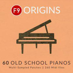 F9 Origins - 60 Old School Pianos