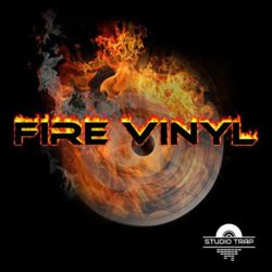 Studio Trap FIRE VINYL WAV