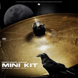 Nokturnal Drums Mini Kit Volume 1 & 2 WAV