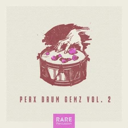 RARE Percussion Perx Drum Gemz Vol.2 WAV