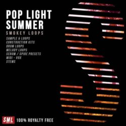 Smokey Loops - Pop Light Summer WAV MIDI PRESETS