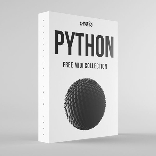 Cymatics Python MIDI Collection